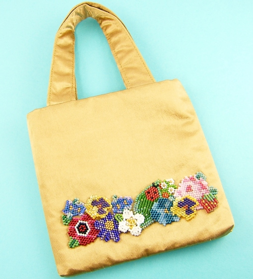 beaded-purse