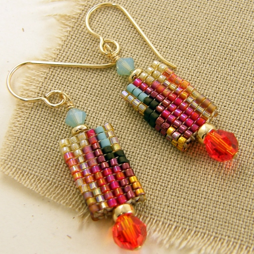 Janine Earrings
